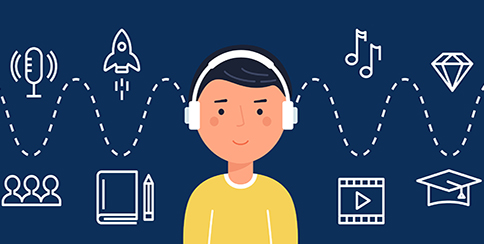 Planning your Educational Podcast for an Online Course: Four genres to consider